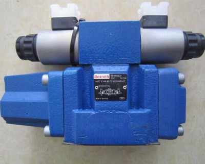 REXROTH 4WE 6 Y6X/EG24N9K4/V R900909636 Directional spool valves