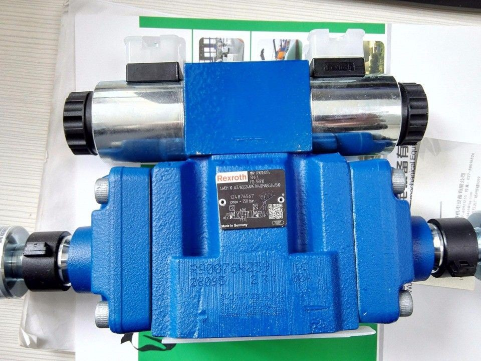 REXROTH ZDR 6 DP1-4X/25YM R900409965 Pressure reducing valve